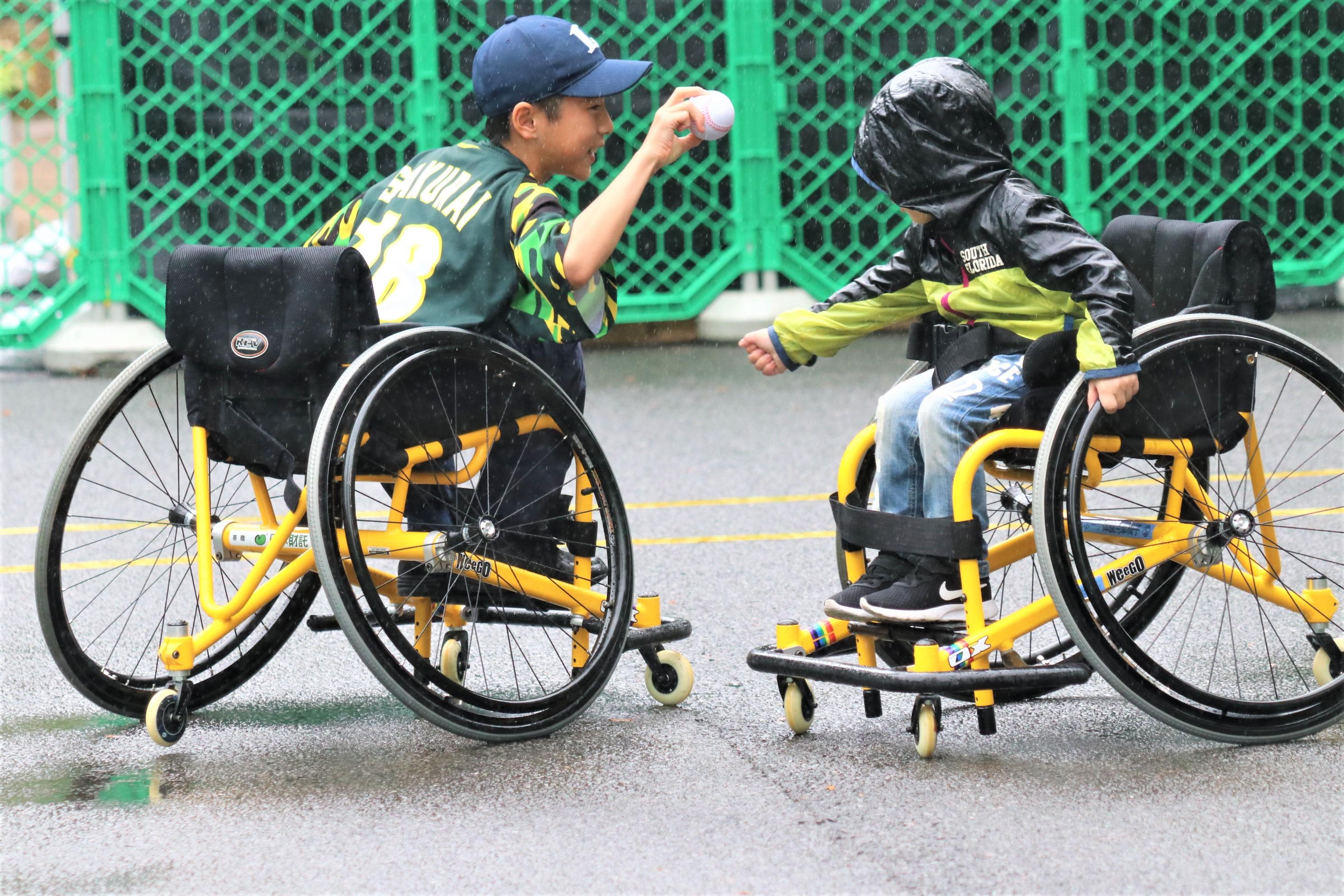 車椅子野球